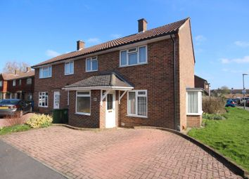 Thumbnail 3 bed end terrace house for sale in Wilwood Road, Binfield, Bracknell