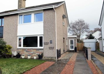 Thumbnail 4 bed semi-detached house for sale in Beech Avenue, Nairn
