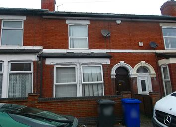 Thumbnail 4 bedroom terraced house for sale in Violet Street, Derby, Cavendish