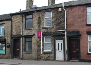 Thumbnail 1 bedroom terraced house for sale in Rochdale Road, Firgrove, Rochdale
