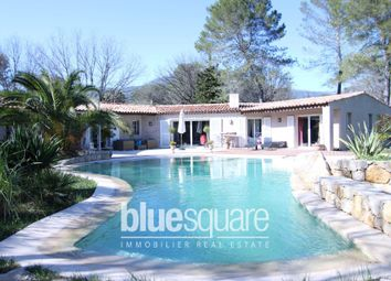Thumbnail 4 bed property for sale in Roquefort-Les-Pins, Alpes-Maritimes, 06330, France