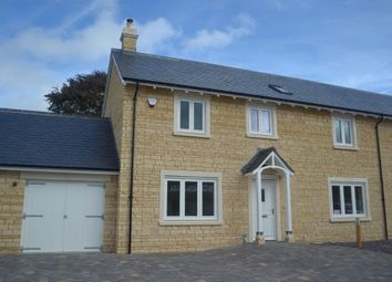 Thumbnail 4 bed semi-detached house to rent in Mill Lane, Beckington, Frome