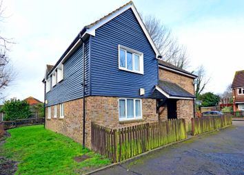 Thumbnail 1 bed flat to rent in Hadleigh Walk, Beckton