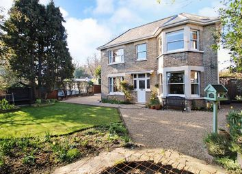 Thumbnail 3 bed detached house for sale in Thorpe Road, Norwich