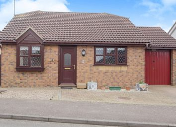 Thumbnail 2 bed detached bungalow for sale in Leete Way, West Winch, King's Lynn