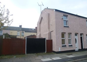 Thumbnail 2 bedroom end terrace house for sale in Kipling Street, Bootle