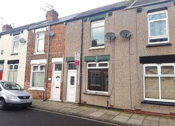 Thumbnail 3 bedroom terraced house for sale in Everett Street, Hartlepool