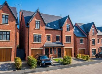 Thumbnail 4 bedroom semi-detached house for sale in The Moorings, Worsley, Manchester