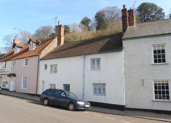 Thumbnail 3 bed terraced house for sale in West Street, Dunster, Minehead