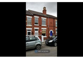Thumbnail 3 bedroom terraced house to rent in Burnthhouse Road, Heanor