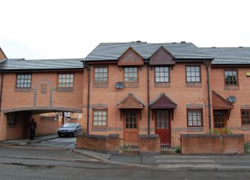 Thumbnail 3 bed town house to rent in Vale Mills, Boyer Street, Derby