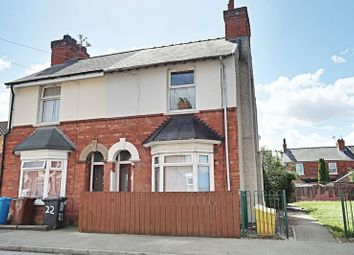 Thumbnail 2 bedroom semi-detached house for sale in Steynburg Street, Hull