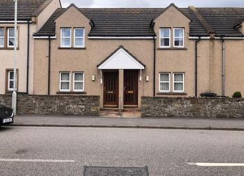 Thumbnail 2 bed flat to rent in Fountain Court, Burghead, Elgin