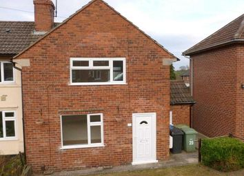 Thumbnail 2 bed end terrace house to rent in Laburnum Street, Hollingwood, Chesterfield