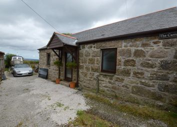 Thumbnail 2 bed detached bungalow for sale in Vorvas, Lelant, St. Ives, Cornwall