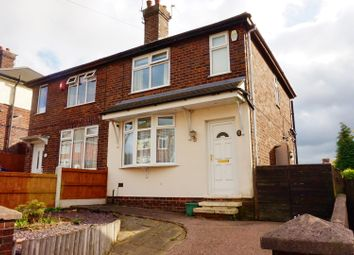 Thumbnail 2 bedroom semi-detached house for sale in Oak Place, Meir, Stoke-On-Trent