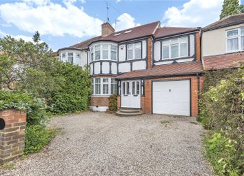 Thumbnail 5 bed semi-detached house for sale in Cuckoo Hill, Pinner, Middlesex