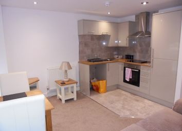 Thumbnail 1 bed flat to rent in High Street, Ogmore Vale, Bridgend, Bridgend.