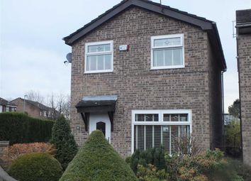 Thumbnail 3 bed detached house for sale in Marsden Close, Ashton-Under-Lyne