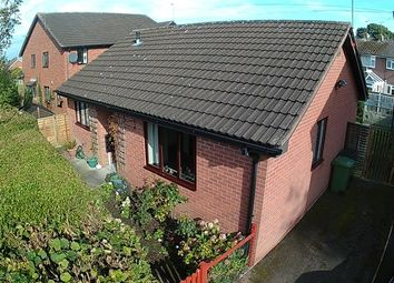 Thumbnail 2 bed detached bungalow for sale in Grotto Road, Market Drayton