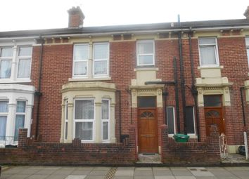 Thumbnail 5 bedroom terraced house to rent in Sandringham Road, Portsmouth
