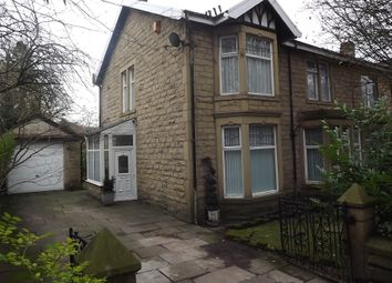 Thumbnail 4 bed semi-detached house for sale in Reedley Drive, Burnley