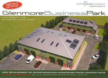 Thumbnail Office for sale in Wendal Road, Blandford Forum, Dorset