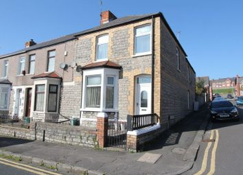 Thumbnail 4 bed terraced house for sale in Woodlands Road, Barry