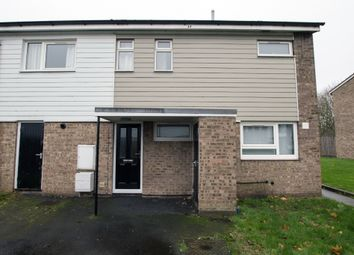 Thumbnail 4 bedroom end terrace house to rent in Abbey Court, Waterbeach, Cambridge
