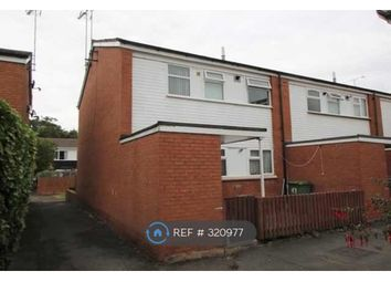Thumbnail 1 bed flat to rent in Eastham, Wirral