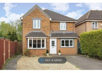 Thumbnail 4 bed detached house to rent in Orwell Drive, Didcot