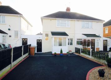 Thumbnail 3 bedroom semi-detached house for sale in Norbury Ave, Walsall