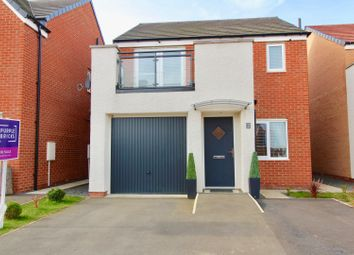 Thumbnail 3 bedroom detached house for sale in Rosebay Close, Hartlepool