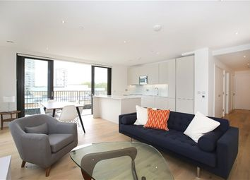 Thumbnail 3 bed flat to rent in Cobalt Place, London