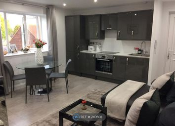 Thumbnail 1 bed flat to rent in Jade Close, London
