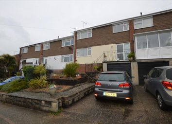 Thumbnail 3 bed terraced house for sale in Shelley Avenue, St Marychurch, Torquay, Devon