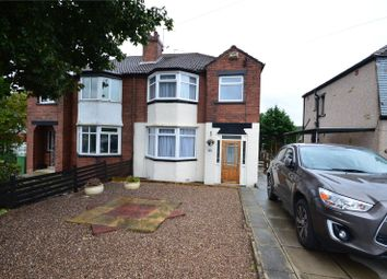 Thumbnail 3 bed semi-detached house for sale in Dewsbury Road, Leeds, West Yorkshire