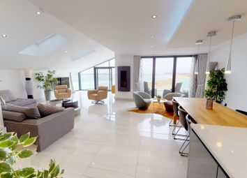 Thumbnail Flat for sale in Penthouse, Sandy Bay, Causeway Street, Portrush