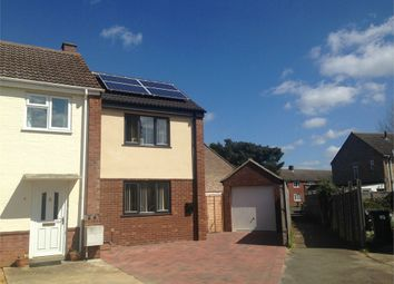 Thumbnail 2 bed end terrace house to rent in The Close, Godmanchester, Huntingdon