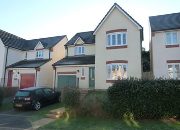 Thumbnail 4 bed detached house for sale in Thornton Close, Bideford
