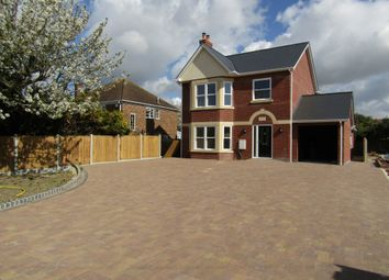 Thumbnail 4 bed detached house to rent in Arnold Road, Clacton-On-Sea, Essex