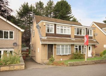 Thumbnail 3 bed semi-detached house for sale in River View Road, Oughtibridge, Sheffield, South Yorkshire