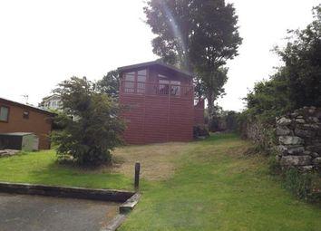 Thumbnail 3 bed detached house for sale in Brynteg Holiday Home Park, Llanrug, Caernarfon, Gwynedd
