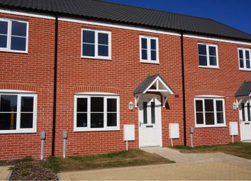 Thumbnail 3 bed terraced house for sale in 34 Harrier Way, Diss