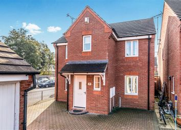 Thumbnail 3 bed detached house to rent in Russell Close, Uttoxeter