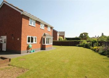 Thumbnail 4 bed detached house for sale in St. Marys Close, Knockin, Oswestry