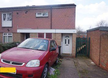 Thumbnail 1 bedroom maisonette for sale in Hanover Close, Aston, Birmingham
