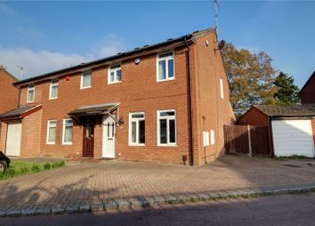 Thumbnail 3 bed semi-detached house for sale in Sawtry Close, Lower Earley, Reading, Berkshire