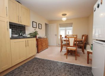 Thumbnail 4 bed terraced house for sale in Solario Road, Costessey, Norwich