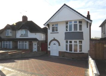 Thumbnail 3 bedroom detached house for sale in Silbury Road, Leicester